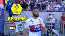 Olympique Lyonnais - ESTAC Troyes (3-0)  - Résumé - (OL-ESTAC) / 2017-18