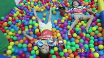 INDOOR PLAYGROUND Fun for Family and Kids HUGE Indoor Playground FAMILY FUN PLAY AREA