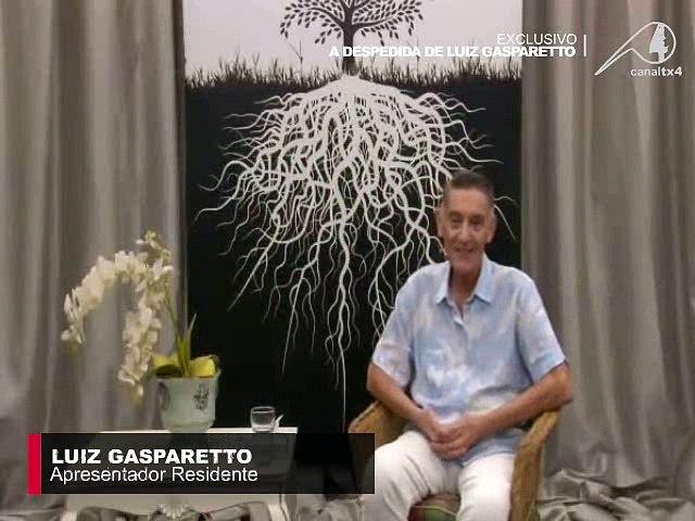 TX4 [Encontro Marcado] A Despedida de Luiz Gasparetto