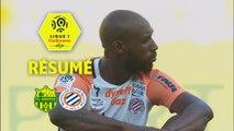 FC Nantes - Montpellier Hérault SC (0-2)  - Résumé - (FCN-MHSC) / 2017-18