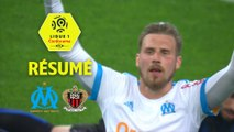 Olympique de Marseille - OGC Nice (2-1)  - Résumé - (OM-OGCN) / 2017-18
