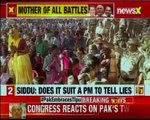 Rahul Gandhi addresses rally at gadag, Hubli