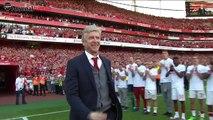 FULL Arsene Wenger Emirates speech to the fans