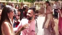 Sonam Kapoor Wedding: Sonam's DANCE with Anand Ahuja on Mehndi goes VIRAL; Watch Video   Filmibeat