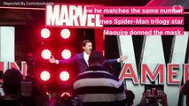Tom Holland Has Now Played Spider-Man As Many Times As Tobey Maguire