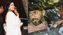 Sonam Kapoor Wedding: THIS is how Jhanvi Kapoor WELCOMED Anand Ahuja; Watch Video | Boldsky