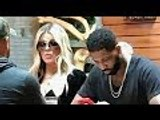 Khloe Kardashian & Tristan Thompson Moved Back In Together After Cheating Scandal | Hollywood Buzz