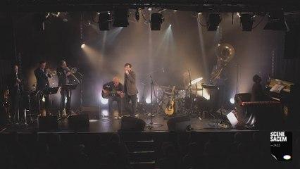 """Hugh Coltman en live """"Sugar coated pill"""" - Scène Sacem Jazz"""