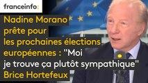 """Nadine Morano prête pour les prochaines élections européennes : """"Moi je trouve ça plutôt sympathique, elle ne se pose pas de question. """""""