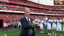 """Angleterre - Joueurs et fans d'Arsenal disent """"Merci Arsène"""" à Wenger"""
