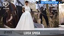 LUISA SPOSA 2019 Breathtaking Bridal Collection Bridal Season   FashionTV   FTV