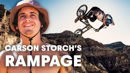 RED BULL RAMPAGE: 72 hours with Carson Storch.