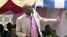 BREAKING NEWS:Moses Kuria and  MURKOMEN WARN RAILA ODINGA, don't take advantage of Handshake