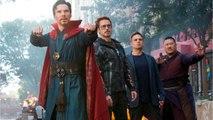 'Avengers: Infinity War' Crosses $1 Billion
