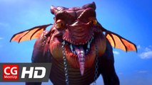"CGI Animated Short FilmCGI Animated ""Knight To Meet You"" by ArtFx 