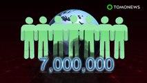 Polusi udara serang 7 juta orang per tahun - TomoNews