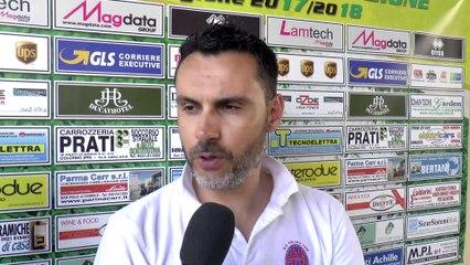 Felino: Gianluca Maiavacchi commenta la stagione