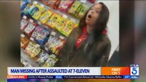Man Missing After Racist Attack at Los Angeles 7-Eleven