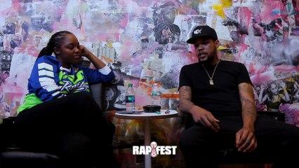 The Rapfest Presents  |  Interview  |  Cruch Calhoun