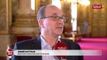 APL: André Gattolin « pas particulièrement choqué » par « la petite phrase » d'Emmanuel Macron
