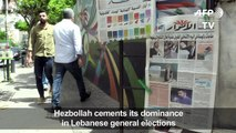 Lebanese react the day after the parliamentary elections