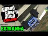 SUBINDO PRÉDIOS! RAMPA SUPER ESTRANHA!! - GTA V Online (PC)