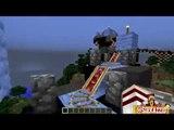 Minecraft: MONTANHA RUSSA SUPER ESTRANHA!! (Reginald Roller Coaster)