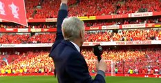 Arsene Wengers Final Speech At The Emirates Stadium
