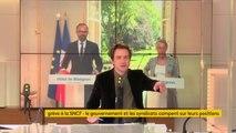 """#SNCF : """"Dans ce jeu, le premier qui cède aura perdu. Il y a un rapport de force à l'intérieur des syndicats et entre les syndicats et le gouvernement"""", explique Isabelle Veyrat-Masson #lesinformés"""