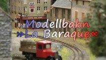 Ein Meisterwerk der Modelleisenbahn: Anlage La Baraque von Hans Louvet - Ein Video von Pennula zum Thema Modellbahnanlage und Modelleisenbahnausstellung