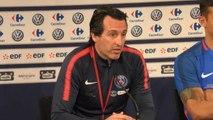 """Finale - Emery : """"Pas un match comme les autres"""""""