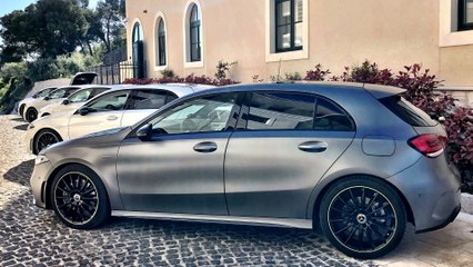 2018 Mercedes-Benz A-Class - Review & Test Drive with the A 180 d | English