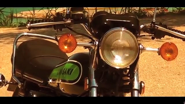 History of Kawasaki Motorcycles