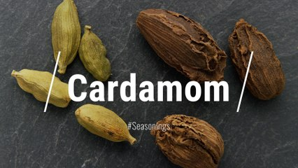 All About Cardamom Spice