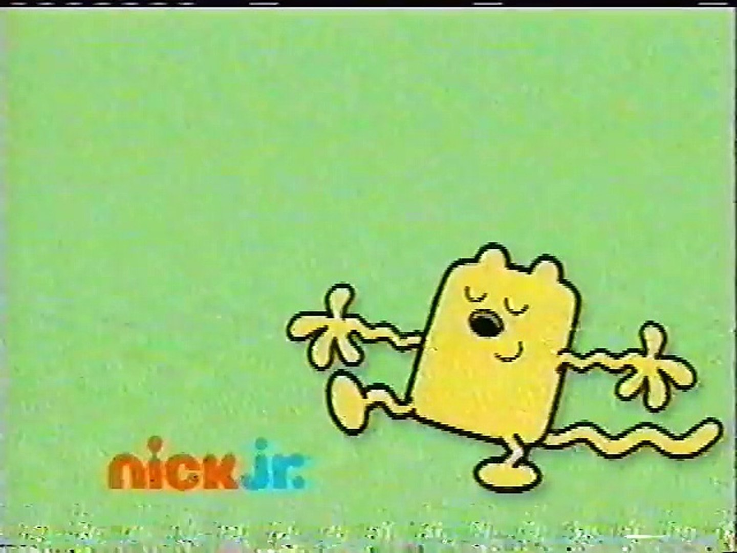 Wow! Wow! Wubbzy! Nick Jr  Curriculum Board (2012)