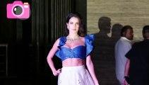 Sexy Katrina Kaif And Sister Isabel Kaif   Sonam Kapoor-Anand Ahuja's Sangeet