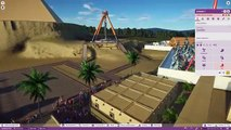 Planet Coaster Gameplay - Egypt Coasters! - Lets Play Planet Coaster Part 11