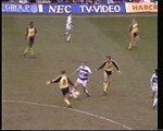 Queens Park Rangers - Arsenal 03-03-1990 Division One