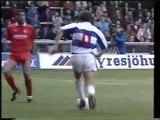 Queens Park Rangers - Nottingham Forest 24-03-1990 Division One