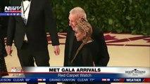Madonna Arrives Met Gala 2018 Red Carpet