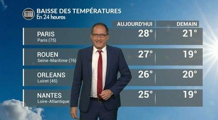 Météo mercredi : c'est la chute des températures !