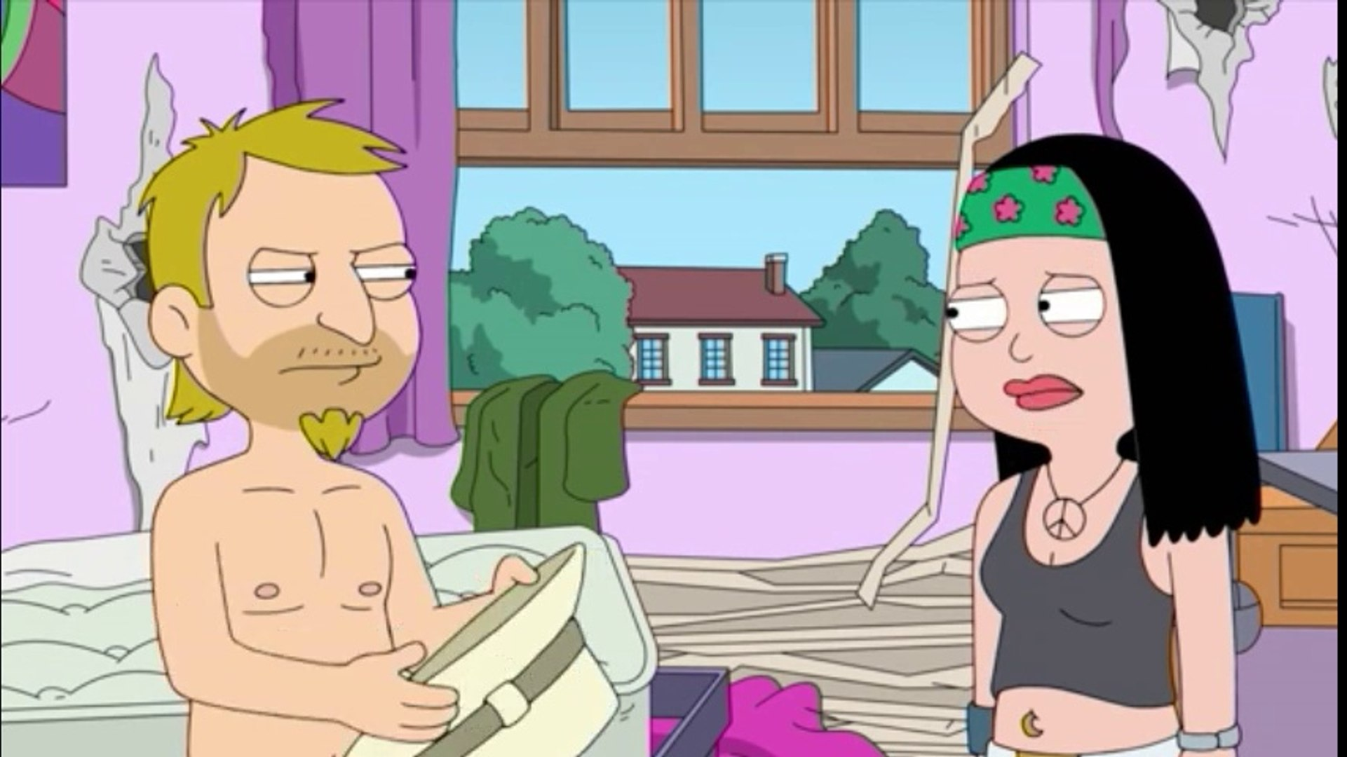 watch american dad hot water online free