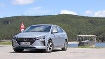 Hyundai Ioniq, probamos este coche híbrido enchufable
