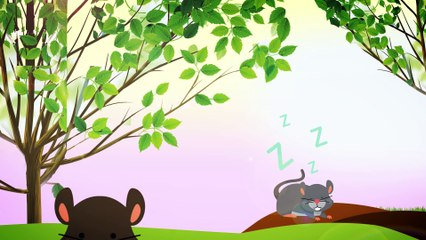 Kids animation Are you Sleeping Brother John - English Nursery rhyme for children - kids songs