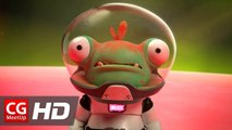 """CGI 3D Animated Short Film: """"Sous Pression"""" by Sous Pression Team 