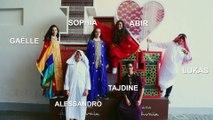 Dansez les JIJ2018 UNSS AEFE Lycée Français MLF de BAHREIN