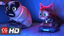 "CGI Animated Short Film: ""Decaf Animated Short Film"" by The Animation School 