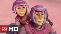"CGI Animated Short Film: ""Rocket Boys Animated Short Film"" by The Animation School 