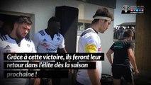 Les Espoirs du CA Brive Rugby sont en finale d'accession du championnat de France !