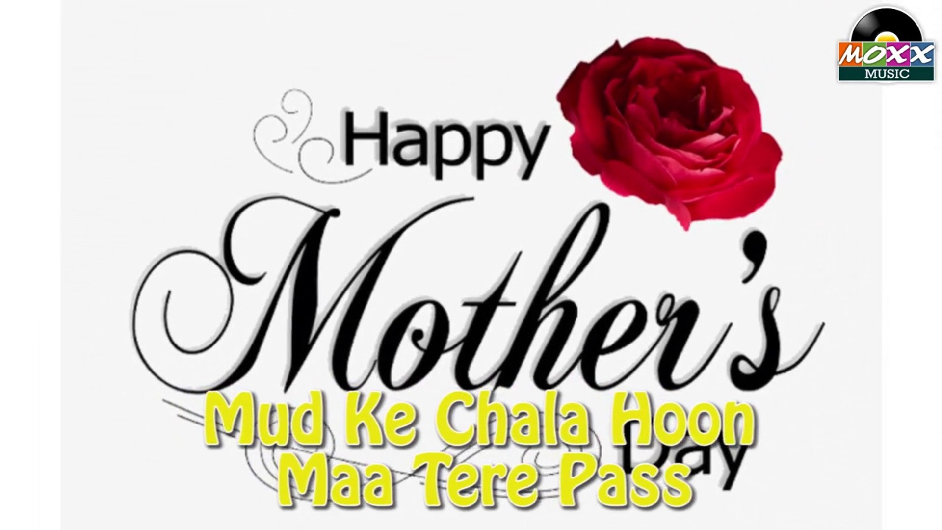 Mothers Day Special || Jaanta Hun Duaayen Teri - Happy Mother Day Whatsapp Status Video - Mothers Da